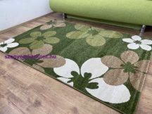 Kyra 930 zöld 200x280cm - modern szőnyeg