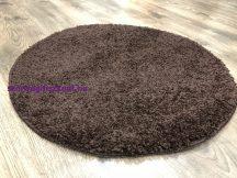 Kör szőnyeg, Lily barna 100cm-hátul gumis szőnyeg