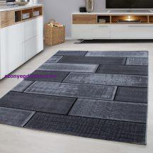 Ay plus 8007 fekete 80x150cm modern szőnyeg akció