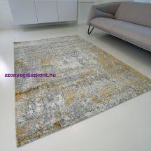 Modern szőnyeg akció, ZARIF 005 bézs-arany 80x150cm