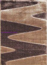 Hosszú Szálú Szőnyeg, Ber Seher 3D 2652 60X100Cm Barna-Bézs Szőnyeg