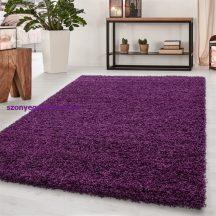 Ay dream 4000 lila 80x150cm egyszínű shaggy szőnyeg