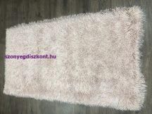 Kd Mala Púder Rózsaszín 70X140Cm Luxus Shaggy Szőnyeg