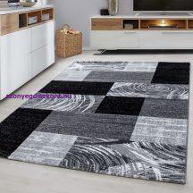 Ay parma 9220 fekete 80x150cm modern szőnyeg akciò