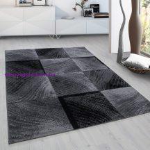 Ay plus 8003 fekete 80x150cm modern szőnyeg akció