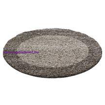 Ay life 1503 taupe 200cm - kör shaggy szőnyeg akció