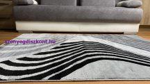 Modern szőnyeg, Platin szürke 2925 160x220cm