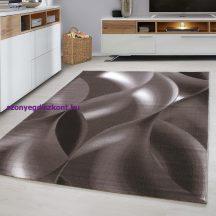 Ay plus 8008 barna 80x150cm modern szőnyeg akció