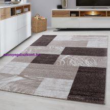 Ay parma 9220 barna 200x290cm modern szőnyeg akciò
