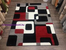 Margit 196 Fekete 60X110Cm Szőnyeg