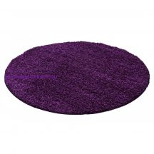 Ay dream 4000 lila 80cm kör shaggy szőnyeg