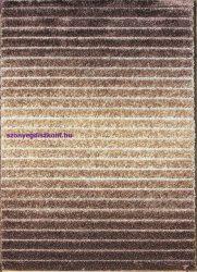 Hosszú Szálú Szőnyeg, 80X150Cm Ber Seher 3D 2607 Barna-Bézs Szőnyeg