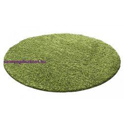 Ay dream 4000 zöld 120cm kör shaggy szőnyeg