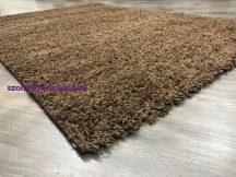 Hosszú Szálú Szőnyeg, Trend 5121 barna 80x150Cm Shaggy Szőnyeg