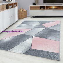 Ay beta 1120 rózsaszín 200x290cm modern szőnyeg