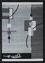 Ber Moderni 1002 140X190Cm Szürke Szőnyeg