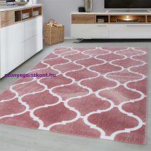 Ay Toscana 3180 rózsaszín 80x300cm modern szőnyeg akciò