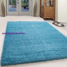 Ay ancona türkiz 280x370cm - shaggy szőnyeg