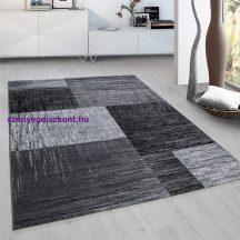 Ay plus 8001 fekete 120x170cm modern szőnyeg akció