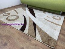 Kyra 931 bézs 60szett=60x220cm+2dbx 60x110cm - modern szőnyeg