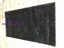 Egyszínű Shaggy Szőnyeg, 160X220Cm Yunus Fekete Szőnyeg