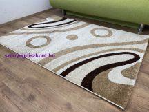 Kyra 540 bézs 120x170cm - modern szőnyeg