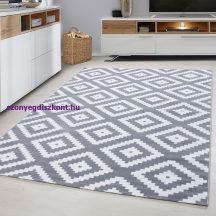 Ay plus 8005 szürke 80x150cm modern szőnyeg akció
