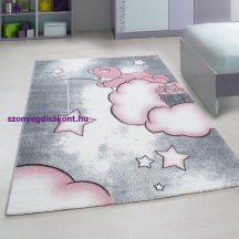 Ay kids 580 rózsaszín 80x150cm gyerek szőnyeg akciò