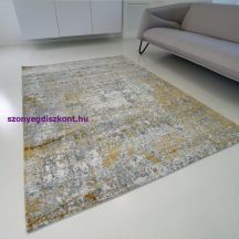 Modern szőnyeg akció, ZARIF 005 bézs-arany 120x170cm