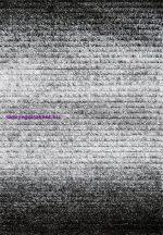 Hosszú Szálú Szőnyeg, 120X180Cm Ber Seher 3D 2607 Sötét Szürke Szőnyeg