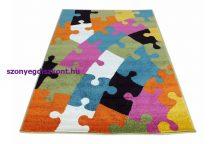 Dy Mondo 03S 133X190Cm  Puzzle Gyerekszőnyeg