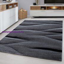 Ay Lucca 1840 fekete 80x150cm szőnyeg