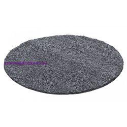 Ay dream 4000 szürke 120cm kör shaggy szőnyeg
