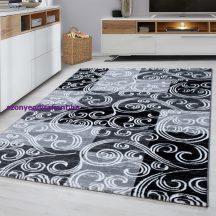 Ay Toscana 3130 fekete 80x300cm modern szőnyeg akciò