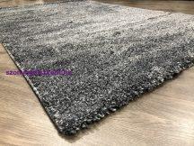 Shaggy szőnyeg akció, Venice sötét szürke 200x290cm szőnyeg