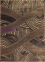 Hosszú Szálú Szőnyeg, Ber Seher 3D 2653 120X180Cm Barna-Bézs Szőnyeg