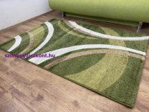 Kyra 563 zöld 120x170cm - modern szőnyeg
