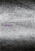 Hosszú Szálú Szőnyeg, 60X100Cm Ber Seher 3D 2607 Sötét Szürke Szőnyeg