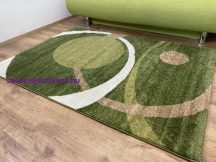 Kyra 932 zöld 60szett=60x220cm+2dbx 60x110cm - modern szőnyeg