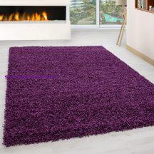 Ay life 1500 lila 100x200cm egyszínű shaggy szőnyeg