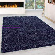 Ay life 1500 kék 120x170cm egyszínű shaggy szőnyeg