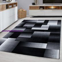 Ay miami 6560 fekete 80x150cm szőnyeg