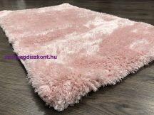 Scott rózsaszín 160x230cm-hátul gumis szőnyeg
