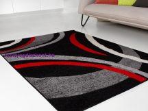 Comfort 4791 fekete 160x230cm Szőnyeg