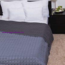 Ágytakaró Laura szürke 235x250cm