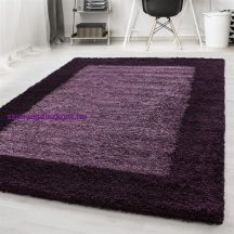 Ay life 1503 lila 200x290cm - shaggy szőnyeg akció