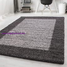 Ay life 1503 szürke 120x170cm - shaggy szőnyeg akció