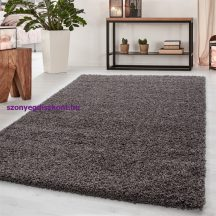 Ay dream 4000 taupe 65x130cm egyszínű shaggy szőnyeg