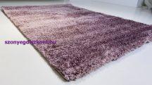 Prémium lila shaggy szőnyeg 60x110cm