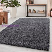 Ay dream 4000 szürke 120x170cm egyszínű shaggy szőnyeg